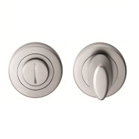 Serozzetta Bathroom Turn & Release SZM004SC Satin Chrome £9.60