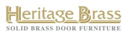 M Marcus Heritage Brass Door Furniture