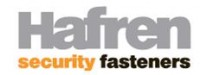 Hafren Security Fasteners at Cookson Hardware